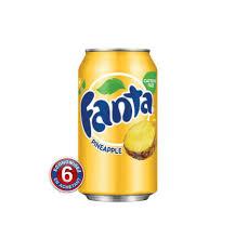 fanta pineapple an american soda