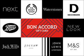 gift cards for bon accord ping