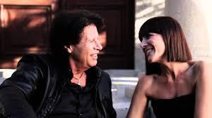 Sandro Giacobbe e Marina Peroni -
