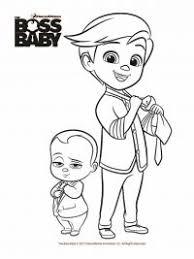 Boss Baby Kleurplaten Topkleurplaat Nl