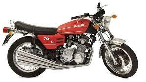 benelli 750 sei 1974 75