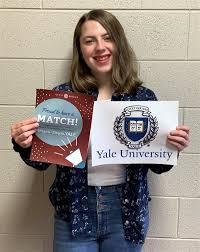 HCCHS Senior Receives QuestBridge Scholarship to Yale