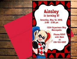 Pin On Harley Quinn Birthday