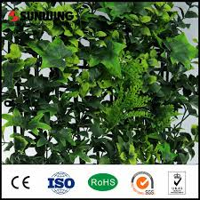 China Pe Material House Garden Ornaments Artificial Boxwood Fences China Fence And Artificial Plant Price