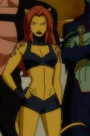 Resultado de imagem para cheetah  Justice League: The New Frontier.