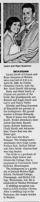 Leann Smith & Ryan Sosamon Wedding Announcement - Newspapers.com