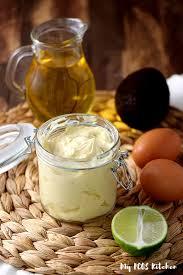keto avocado oil mayonnaise recipe in 2