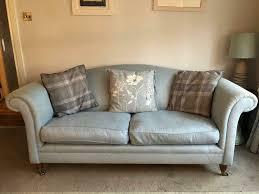 laura ashley gloucester large sofa in