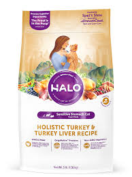 halo holistic sensitive stomach turkey