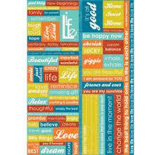 unwritten quote sticker sheet reminisce new