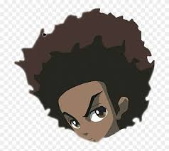 boondocks cartoon hd png