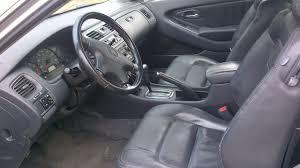 2001 honda accord interior pictures