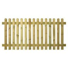 Picket Fence Panels Oakdale Fencing