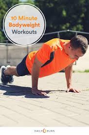 fat blasting bodyweight workouts