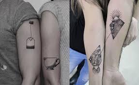 Najciekawsze Tatuaze Dla Zakochanych 25 Uroczych Propozycji