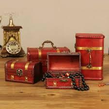 vine wooden storage box jewelry gift