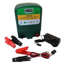 Electric Fence Energiser 50km Mains And 12v Dc 2 Year Warranty Ef 400