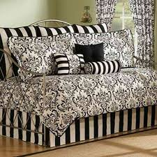 black daybed bedding sets and