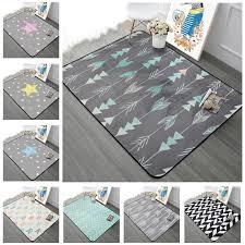 Nordic Geometric Arrow Living Room Carpet Kids Room Antiskid Rug Rectangle Stars Bedroom Sofa Mats Coffee Desk Carpets Y200416 Shaws Carpet Rug Dealers From Long10 36 04 Dhgate Com