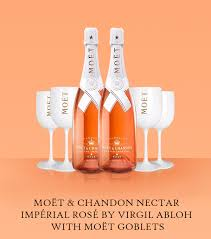 special offer on moët chandon nectar