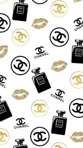 Pin By Zoey Skye On My Stores Chanel Wallpapers Chanel Art