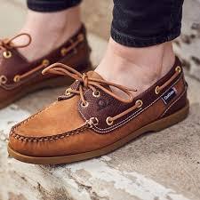 ham bermuda lady g2 boat shoe
