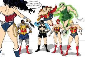 dc ics wonder woman d c superhero