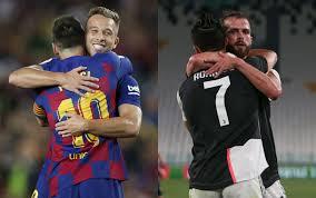 Arthur e Pjanic nel club ristretto di chi ha giocato sia con Messi ...