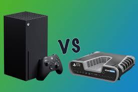 Xbox Series X vs PS5: The next-gen ...
