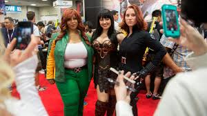 Comic-Con 2018: The movement to protect cosplayers from harassment in a  #MeToo world – Orange County Register