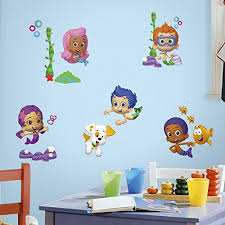 Sale Roommates Rmk2404scs Bubble Guppies Peel And Stick Wall Decals 1 Pack Look Check Price X Rocker 51396 Pro