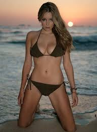 Keeley Hazell: I miss English tea, beer gardens and my days at The Sun –  The Sun