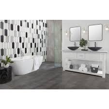 White Picket Ceramic Tile 4 X 12 100465152 Floor And Decor