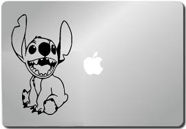 Buy Lilo And Stitch Computer Skin Apple Sticker Laptop Sticker Macbook Decal Computer Sticker Macbook 13 Inch Vinyl Decal Sticker Skin Cover Computer Sticker Computer Decal Decal Mac Decal For Mac Laptop