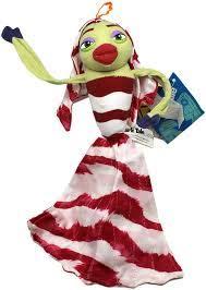 Shark Tale Lola Small Size Kids Stuffed Toy (10in), Stuffed Animals & Plush  - Amazon Canada
