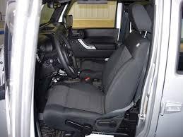 2010 jeep wrangler bucket seat covers