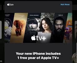 How to Sign Up for Free Apple TV+ Subscription for 1 Year