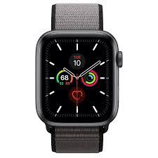 Apple Watch Series 5 GPS, 44mm Space ...