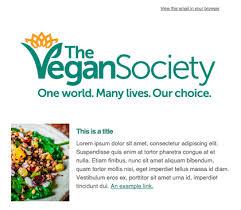 statistics the vegan society