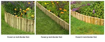 Borders Provide Your Garden Design With A Cutting Edge