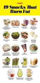 healthy snacks to eat to help lose