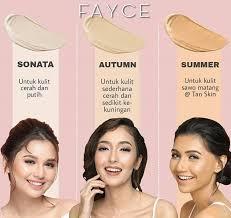 fayce foundation health beauty