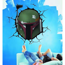 Shop Full Color Boba Fett 3d Full Color Decal Star Wars 3d Full Color Sticker Wall Art Sticker Decal Size 48x48 48 X 48 Overstock 14359167