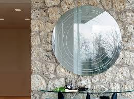 ring modern wall mirror by cattelan