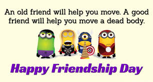 friendship day funny shayari in hindi