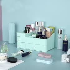 one piece cosmetic box drawer