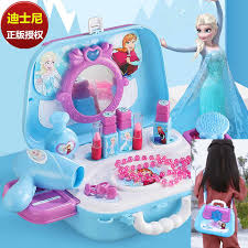 frozen makeup backpack dressing table