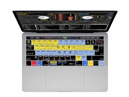 Serato Dj Scratch Live Keyboard Cover With Shortcuts