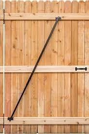 Amazon Com The Gate Brace No Sag Anti Sag Gate Kit Home Improvement