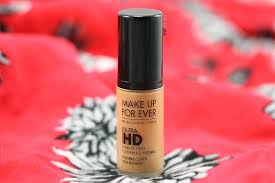 ร ว ว make up for ever ultra hd invisible